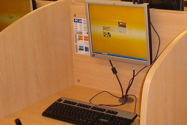 ordenadores para locutorios