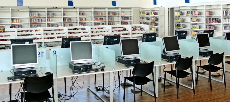 ordenadores para bibliotecas